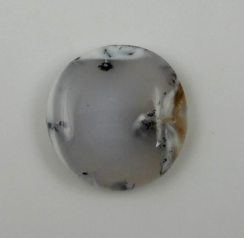 dendrite opal cabochon natural semi precious loose