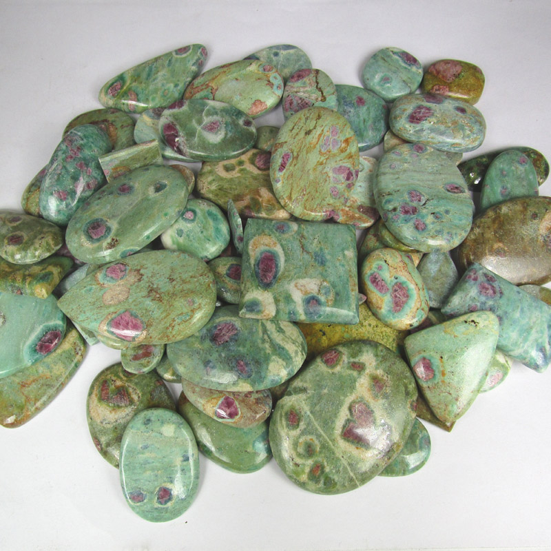 500 carats 100 grams ruby fuchsite stones for sale